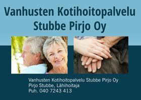 Vanhusten Kotihoitopalvelu Pirjo Stubbe Oy